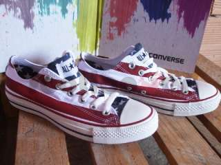 Converse All Star CT TG 46 M3494 uomo Stars & Bars bandiera americana