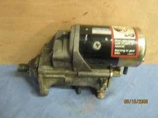 John Deere Denso Motor Pump RE 68470 12 Volt