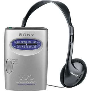 Buy the Sony SRF 59 AM/FM Walkman Radio, AM/FM Tuner, Local/Distant DX