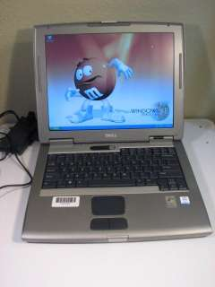 Dell Latitude D505 Laptop Computer, Excellent Condition, XP, CD ROM