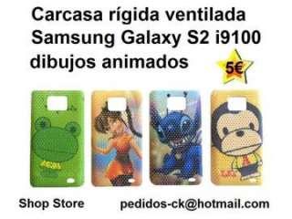 Carcasa de dibujos para Samsung Galaxy S2 i9100 (11160795)