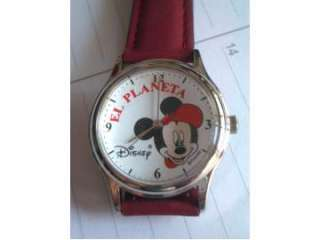 Reloj infantil de EL PLANETA de Disney, con foto de Mickey (3943088