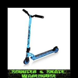 MADD GEAR MGP 2012 VX2 PRO BLUE SCOOTER INC. MGP WARRANTY BNIB