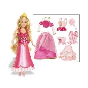 Barbie Mini Kingdom Princess Genevieve Doll  Toys & Games