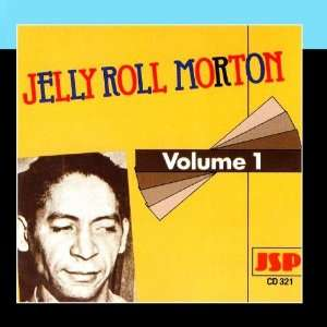 Jelly Roll Morton   Vol. I: Various Artists: Music