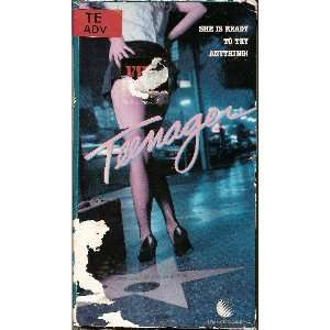 Teenager [VHS]: Andrea Cagan, Joe Warfield, Sue Bernard