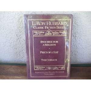 Adventure Short Stories Volume 1 by L. Ron Hubbard