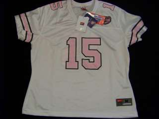 University Of Florida Gators Jersey Pink & Brown NWT Tim Tebow #15