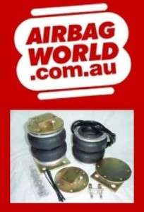 BOSS Air Bag Suspension Kit for Holden Commodore Ute