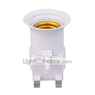 presa adattatore di corrente alternata a 110v 240v lampadine E27 (plug
