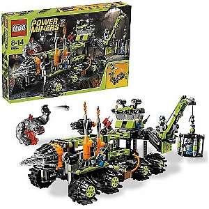 LEGO Power Miners Titanium Command Rig