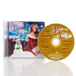 Mariah Carey Merry Christmas II You CD