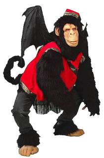 Deluxe Flying Monkey Costume   Authentic Wizard of Oz Replica Costumes