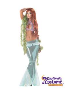 Mesmerizing Mermaid  Cheap Mermaids Halloween Costume for Sexy