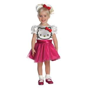 Hello Kitty   Hello Kitty Tutu Dress Toddler Costume, 801423