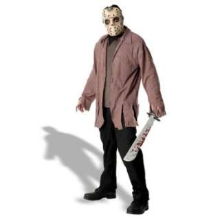 Friday the 13th Jason Adult Costume, 17790