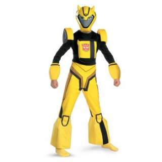 Transformers Animated Bumblebee Deluxe Child Costume Ratings & Reviews