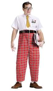 Classic Nerd Costume   Adult Costumes