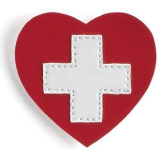 Medical Heart Cross Shoe Clip Ratings & Reviews   BuyCostumes