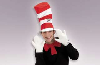 Cat in the Hat Set, Adult. Includes The Cat in the Hat Bow Tie, Hat