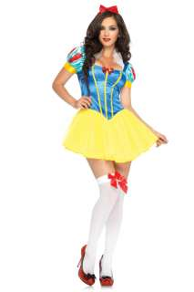Bad Apple Snow White Adult Costume for Halloween   Pure Costumes