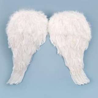 Soft Feather Child Angel Wings   Includes wings. Approximate