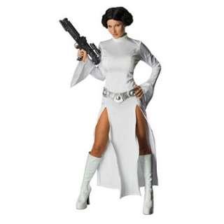 Adult Sexy Princess Leia Costume   Star Wars Costumes   15RU888610