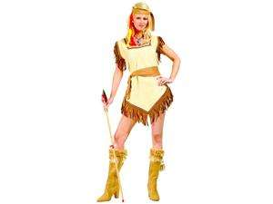 Naughty Galilahi Cherokee Indian Girl Costume Adult Large