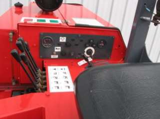 Moffett M5000 Piggyback Truck Mounted Forklift Diesel