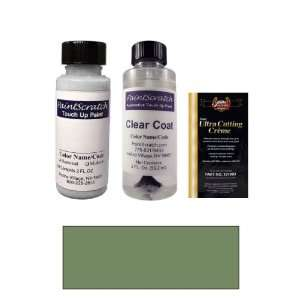 2 Oz. Medium Green Metallic Paint Bottle Kit for 1985 Jeep
