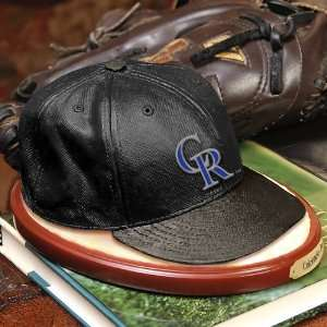 Officially Licensed MLB Baseball Colorado Rockies Authentic Team Cap