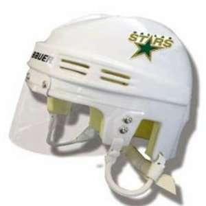 Dallas Stars Mini Hockey Helmet