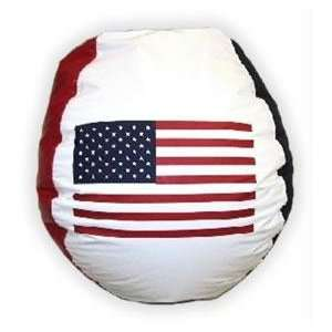 Exclusive By Bean Bag Boys Bean Bag USA Flag