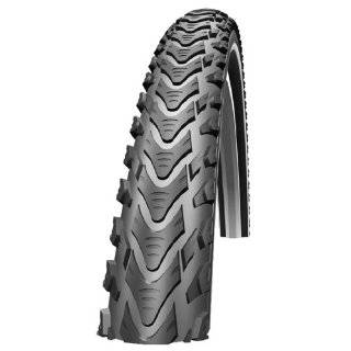 334 Trekking / Road Bike Tire (700x38, Allround Wire Beaded, Reflex