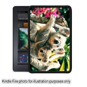 Koalas Koala Bear Photo Kindle Fire Black Case Cover Skin