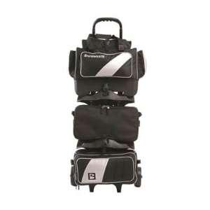 Ball Roller Silver / Black Bowling Bag