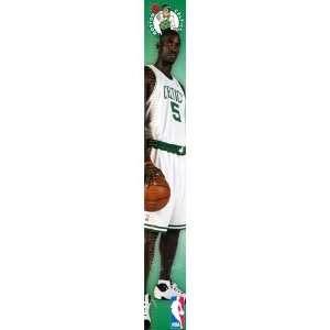 Kevin Garnett Boston Celtics Kids NBA Growth Chart Sports
