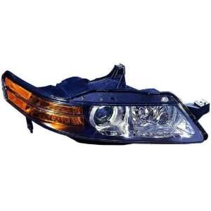 Acura TL Replacement Headlight Unit HID Type Canada   Passenger Side