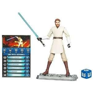 Star Wars Clone Wars Obi Wan Kenobi S3 Action Figure Toys & Games