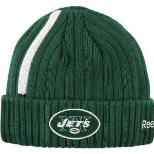 New York Jets NFL Sideline Coaches Cuffed Knit Hat