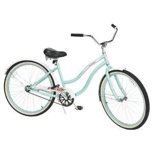 Womens Oceanside 26 1 Speed Cruiser Bicycle