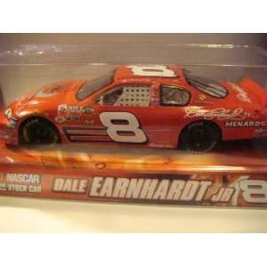 Circle Dale Earnhardt Jr #8 1:24 Die Cast Race Car: Toys & Games