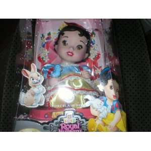 Disney Princess Royal Nursery Snow White Porcelain Doll