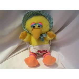 Big Bird Sesame Street Plush Toy 13 Collectible ; Big