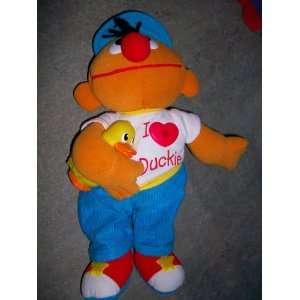 Sesame Street, Magic Lights Ernie, Plush Toy Toys & Games
