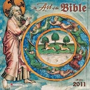 The Art of The Bible Wall Calendar 2011