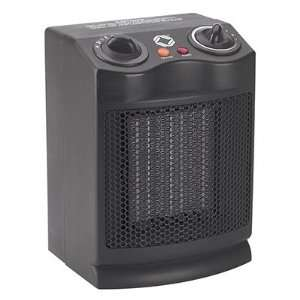 Ceramic Heater Fan, 500/1000/1500 Watt Heat and Fan Only