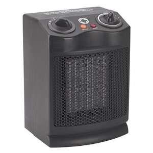 Ceramic Heater Fan, 500/1000/1500 Watt Heat and Fan Only