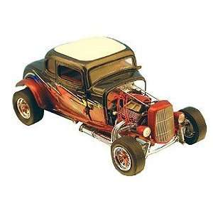 Replicarz FME832 1932 Ford Deuce Coupe Rockin Rod Toys