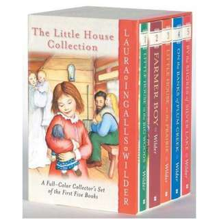 The Little House Collection Box Set (Full Color